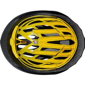 Mavic Ksyrium Pro MIPS Casco Hombre, black/yellow mavic